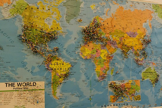 GOALS Jennifer Brouwer Interior Design – My Travels Map