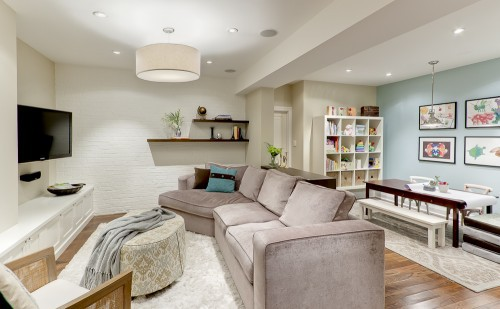 Basement Interior Design interior design insight- related to why basements are so often