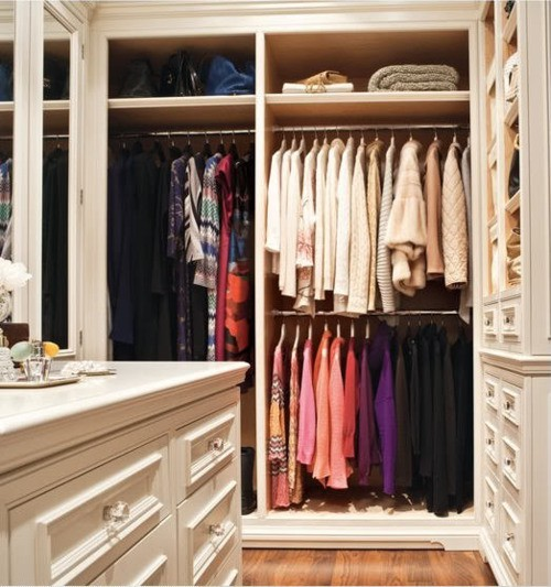 Think Of Your Closet In Terms Of Percentages. How Much Full Hanging, Single  Hanging And Shelved Storage Do You Require?