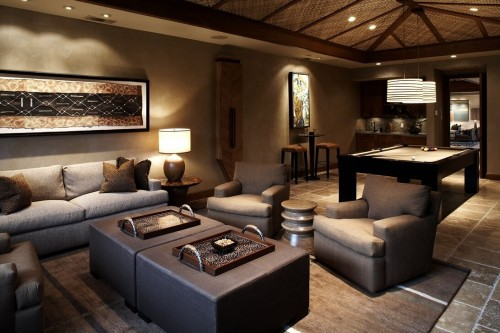 Designing the Recreation Room of Your Dreams. – Jennifer Brouwer ...