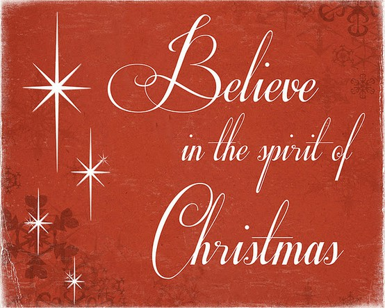 Get In The Spirit Christmas Lds Quotes: Avoiding Stress During The Holiday Season