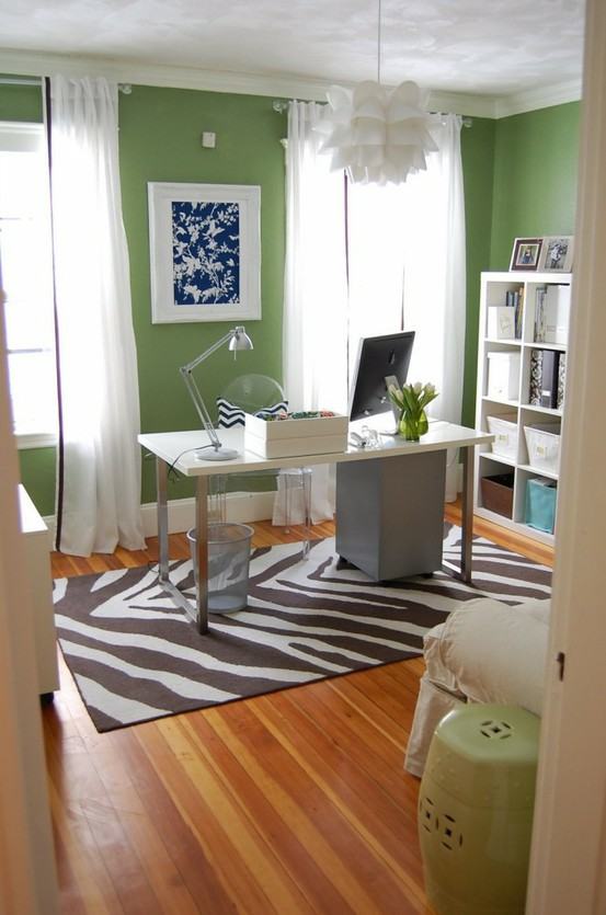 Create a Home Office Design that Matches Your Working ...