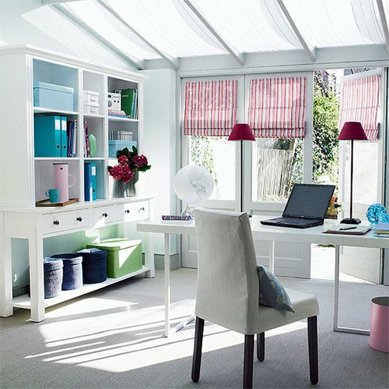 Create A Home Office Design That Matches Your Working