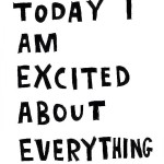 Q excited everything'