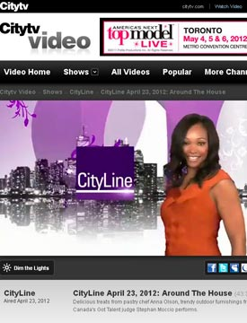Cityline - City TV